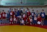В минувшие выходные в Сатке состоялся областной юношеский турнир по самбо имени Ускова