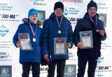 Лыжники Сатки – призёры уникальных соревнований в России