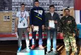 Саткинец – «серебряный» призёр областного чемпионата по тайскому боксу