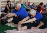 У пенсионеров Сатки появилась возможность заниматься спортом и единоборствами