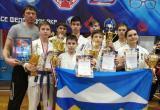 Юные каратисты из Сатки завоевали медали на областном первенства
