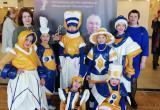 Театр моды «Вдохновение» представил Саткинский район на конкурсе в Москве