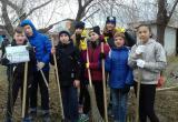 Саткинские школьники присоединились к Всероссийской акции «Зелёная весна – 2019»