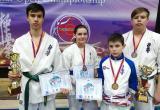 Каратисты из Сатки завоевали 5 медалей на соревнованиях в Армении