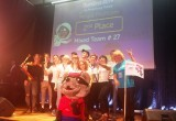 Бакальцы завоевали кубок на международном конкурсе «Одиссея Разума-2019»