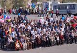 В Бакале проходит празднование 74-ой годовщины Великой Победы