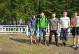 Саткинский страйкбольный клуб «Барс» благоустроил могилы павших воинов-интернационалистов