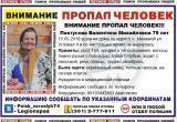 «Нам нужны волонтёры!»: жителей Саткинского района просят помочь в поисках пропавшей женщины