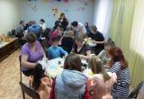 В реабилитационном центре Саткинского района прошла встреча с родителями воспитанников