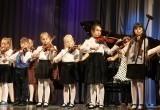 Ученики Детских школ искусств Саткинского района дали отчётный концерт