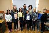 Учащиеся бакальской школы № 12 стали победителями областного кинофестиваля