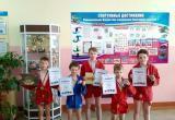 Бакальские самбисты успешно выступили на соревнованиях