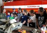 Как юные жители Саткинского района оказались в пожарной части