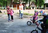 Юным жителям Саткинского района рассказали о правилах дорожного движения