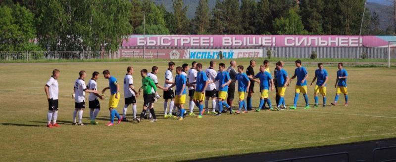 «Долгожданный гол»: футболисты из Сатки вновь одержали победу