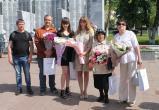 В Сатке наградили победителей конкурса на соискание литературной премии «О тех, кого нельзя забыть»