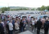 Репортаж с места события: бакальцы против строительства нового завода