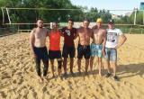 Жители Саткинского района завоевали «серебро» на соревнованиях по пляжному волейболу