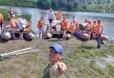 «Красиво и интересно»: воспитанники детского дома Бакала совершили сплав по реке Ай