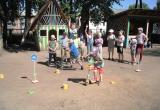 Воспитанники реабилитационного центра Саткинского района приняли участие в игре «Безопасное колесо»