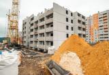 В Сатке продолжается строительство десятиэтажного дома