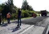 «Обещали же капитальный!..»: на автодороге между Саткой и Бакалом идёт ямочный ремонт
