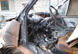 «Возможен поджог»: в Межевом сгорел автомобиль «Газель»