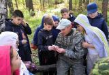 «Беречь лес и себя»: шестиклассники саткинской школы № 40 приняли участие в квесте-походе