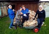 «Навстречу Дню пожилого человека»: в Саткинском районе стартовала акция «От сердца к сердцу»