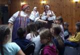 «В лучших народных традициях»: Детский центр славянской культуры в Межевом пригласил на «Свиданьице»