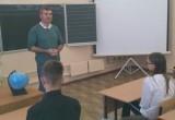 «Беседа, которая вдохновила»: писатель из Москвы встретился с саткинскими школьниками