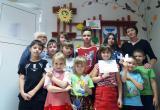 Воспитанники реабилитационного центра Саткинского района отметили международный День мира интересным мероприятием