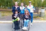 Параспортсмены саткинского общества инвалидов стали чемпионами области в командном зачёте по лёгкой атлетике