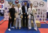 Саткинцец завоевал призовое место на чемпионате России по каратэ