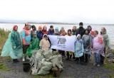 Челябинцы помогли очистить от мусора территорию саткинского нацпарка «Зюраткуль»