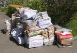 Саткинцам сложно будет участвовать в экологическом марафоне «Сдай макулатуру – спаси дерево!»