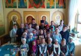 В Сатке состоялось открытие нового учебного года в воскресной школе Никольского собора