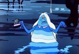 Саткинец утверждает, что в реке Ай живёт водяной
