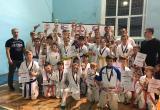 Спортсмены из Сатки показали лучшие результаты на первенстве Челябинской области по киокушин каратэ