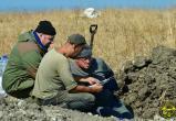 Саткинские поисковики вернулись из экспедиции, во время которой были найдены останки шести красноармейцев