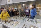 «Движение – долголетие!»: отдыхающие из Саткинского отделения дневного пребывания посетили музей в Златоусте