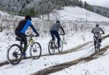 В экоспортивной деревне Саткинского района состоялась велогонка