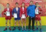 Самбисты Саткинского района успешно выступили на областных соревнованиях
