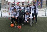 В Сатке состоялся турнир по футболу, посвящённый Дню народного единства