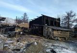 «Дом сгорел, погибли люди»: в посёлке Рудничном пожар унёс жизни мужчины и женщины