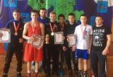 Саткинские боксёры завоевали награды на областном турнире