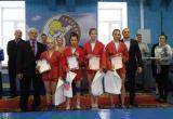 Спортсмены из Саткинского района завоевали награды на турнире, посвящённом Всероссийскому дню самбо