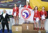 Команда самбистов из Сатки показала блестящие результаты на областных соревнованиях
