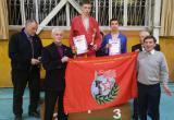 Самбисты Саткинского района заняли призовые места на Всероссийском турнире «Дружба»