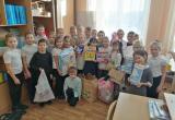 Саткинские школьники присоединились к всемирной благотворительной акции #ЩедрыйВторник